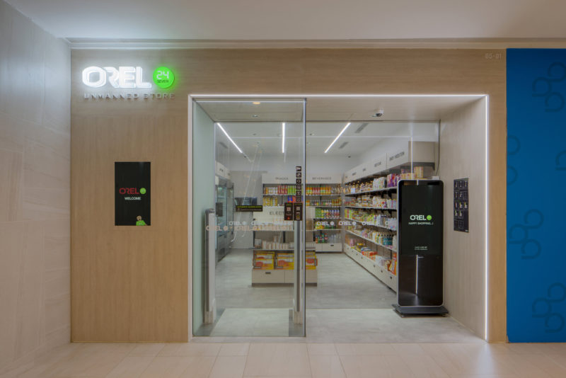Unmanned Store – OREL 24×7